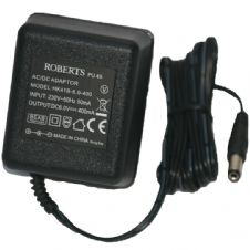 Roberts Radio PU6 PU25 PU45 Power Adaptor 230v